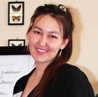 Лаурия Сарсенбаева